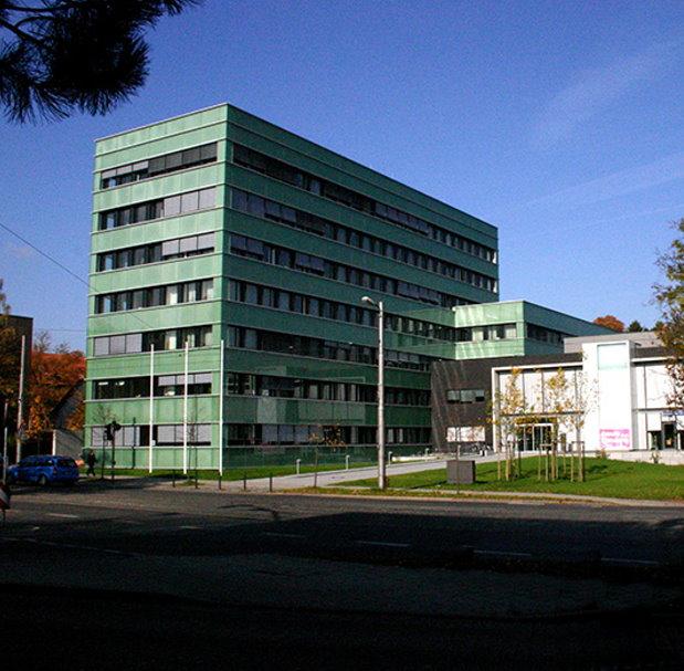 Haus der Kirche - Kassel,